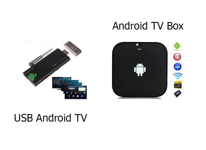 Android USB vs Android TV Box