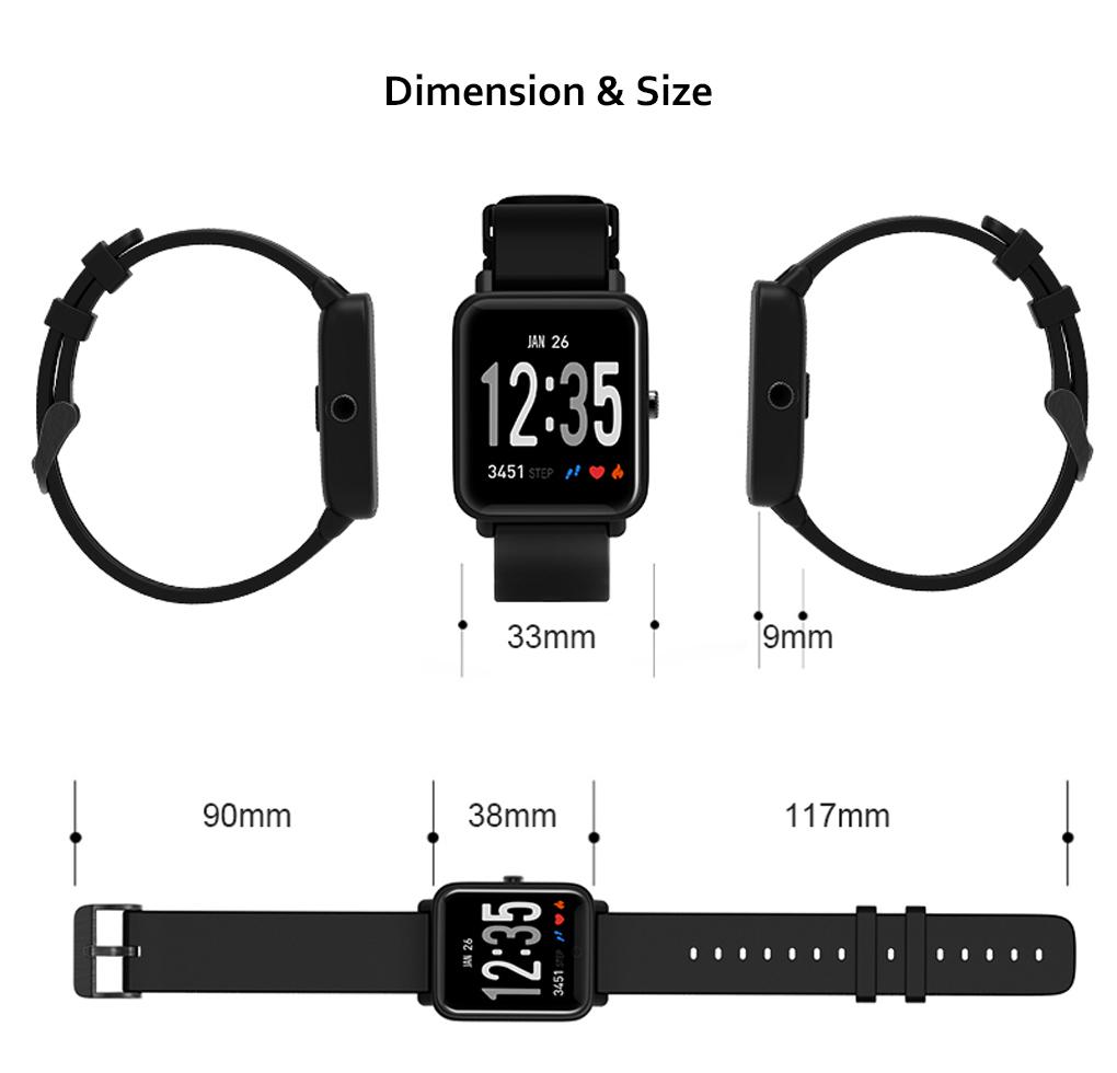 Đồng hồ thông minh kích thước siêu mỏng