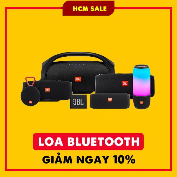Loa bluetooth sale 10%