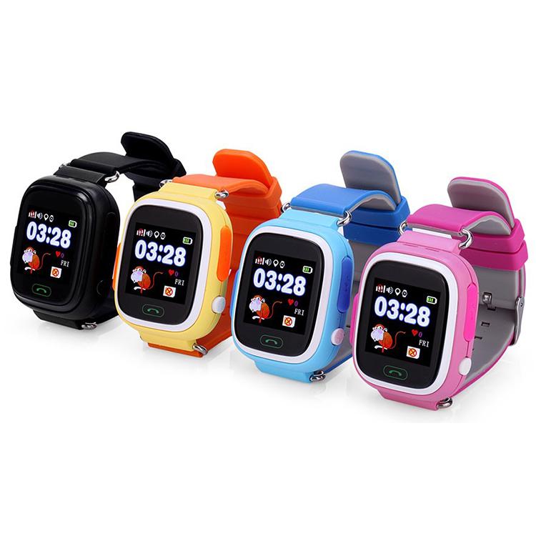 Wonlex GW100 детские позиционные часы