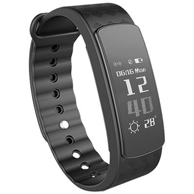 Vòng đeo tay sức khỏe, đo nhịp tim IWOWN I6 HR