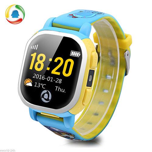 Đồng hồ định vị GPS QQ Watch PQ708 cho trẻ em tốt nhất