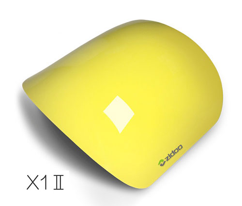 Android TV Box Zidoo X1 II bản nâng cấp đáng giá của X1 giá không đổi