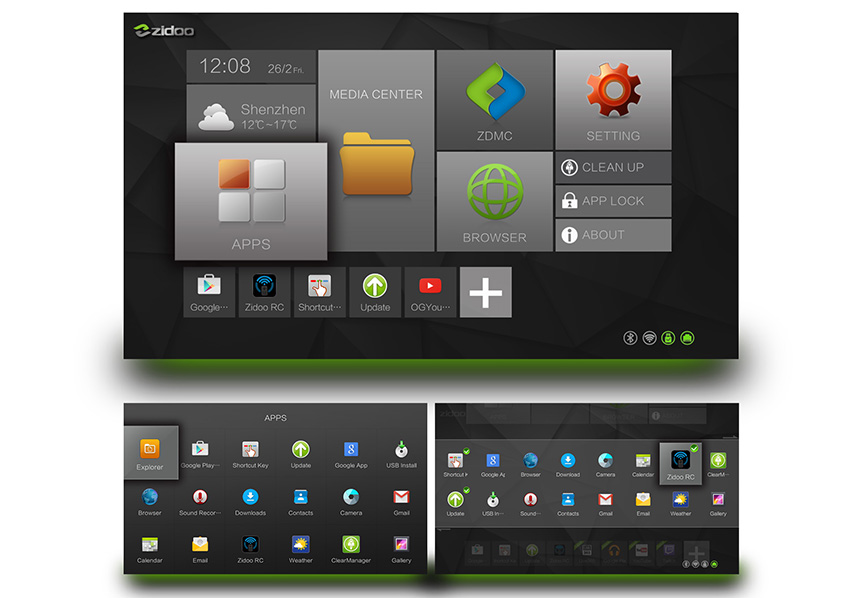 android-tv-box-zidoo-x1-II-giao-dien.jpg