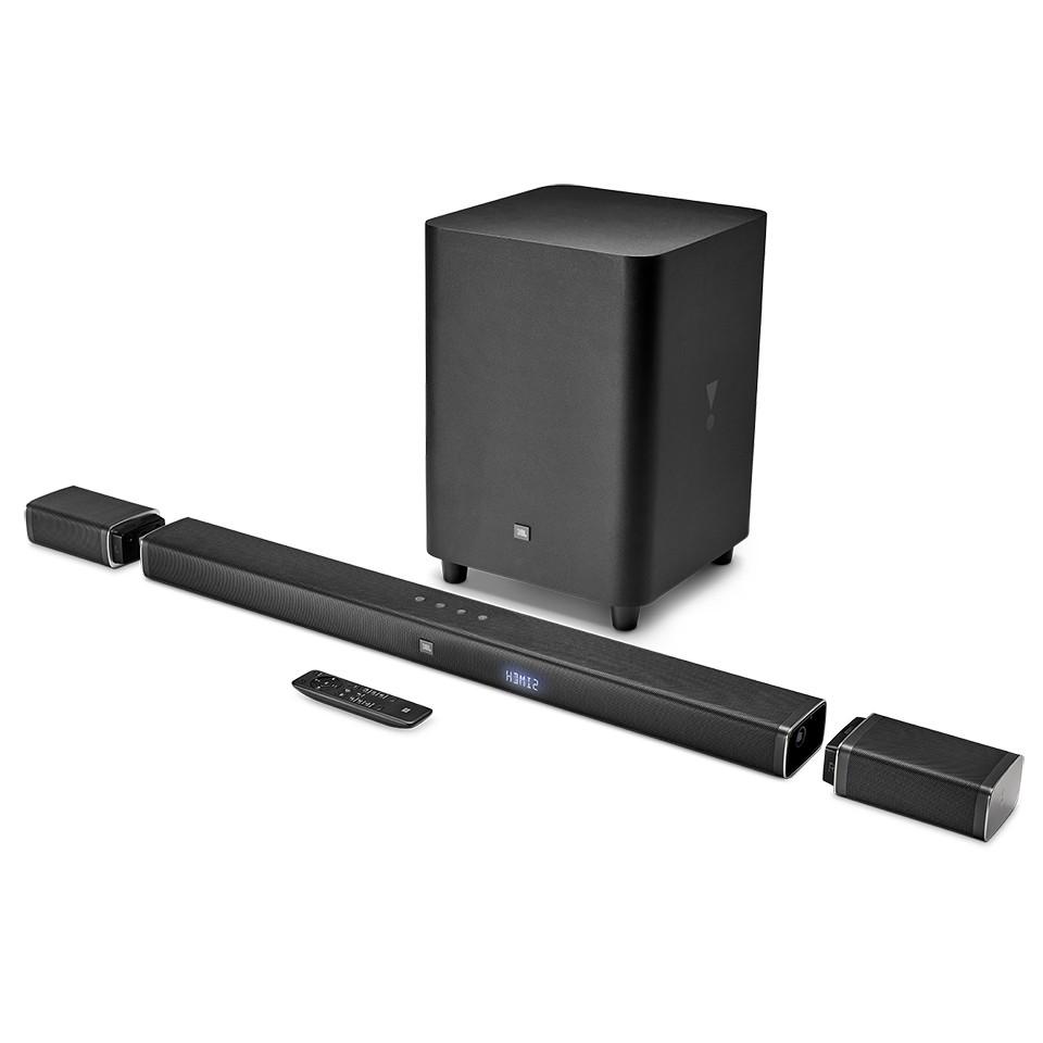 Dàn âm thanh Sound Bar 5.1 siêu ấn tượng
