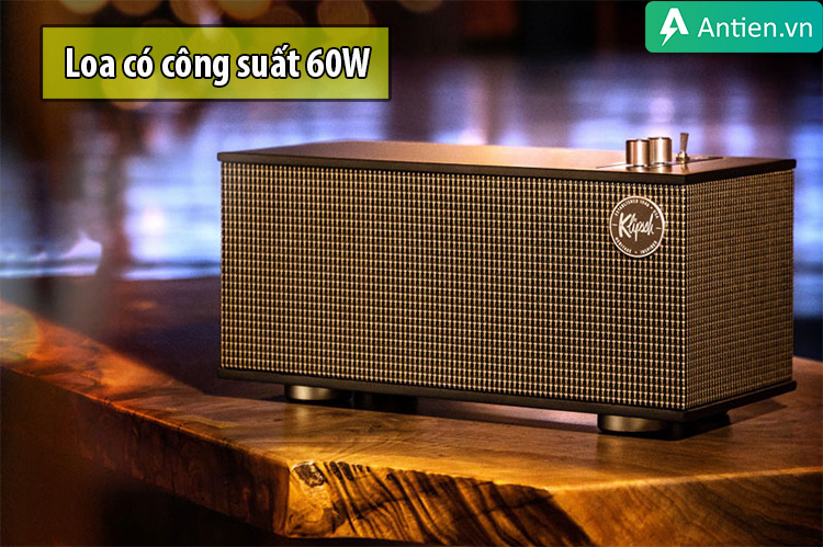 Loa bluetooth Klipsch The One 2 công suất tới 60W