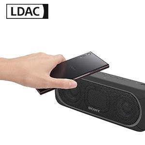 Công nghệ truyền âm thanh LDAC của Loa bluetooth Sony SRS-XB30