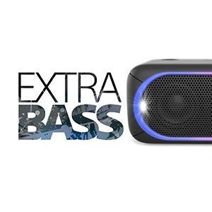 Loa di động Sony Tăng cường Bass với ' Extra Bass '