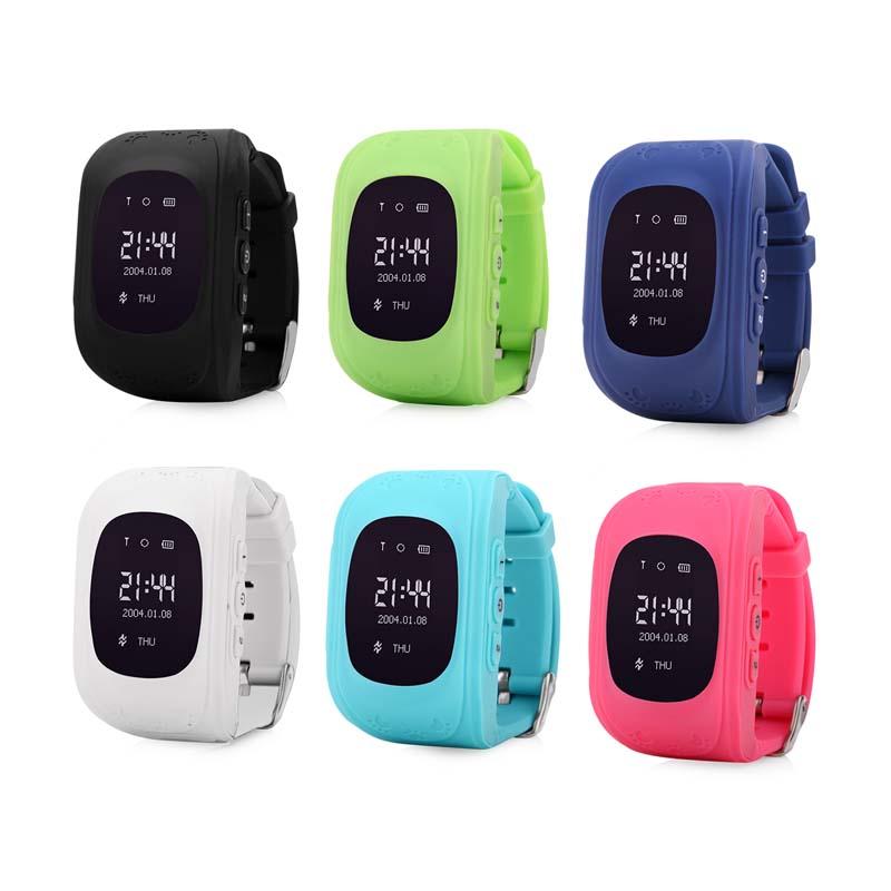 Wonlex Q50 детские часы-локатор