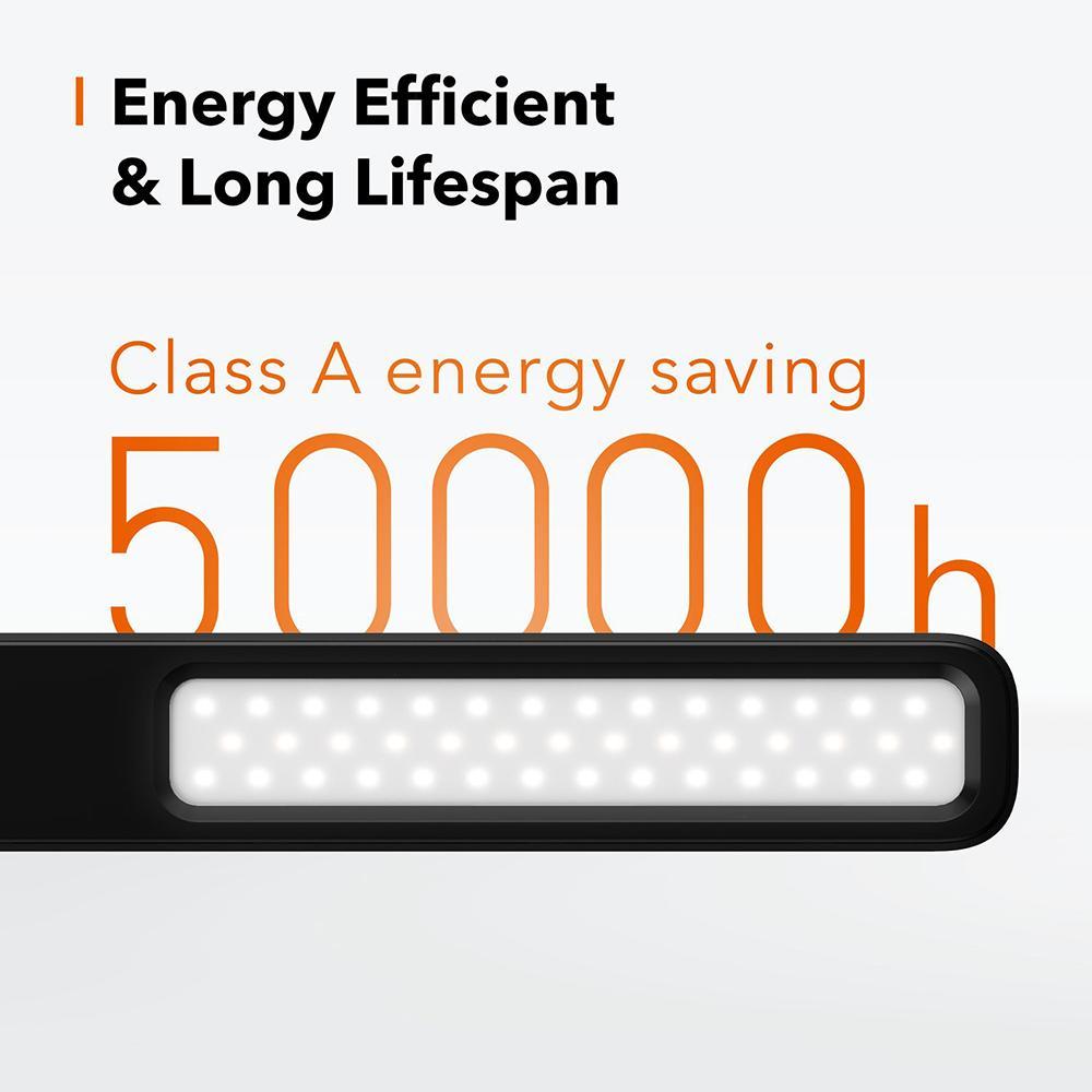 Tuổi thọ bóng đèn lên đến 50.000 giờ