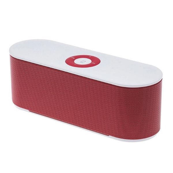 Loa nghe nhạc Bluetooth S207 có khe cắm thẻ nhớ công suất 10W