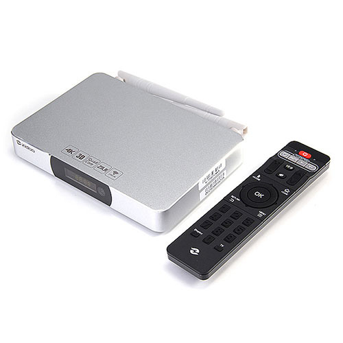 Android TV Box Zidoo X1 II