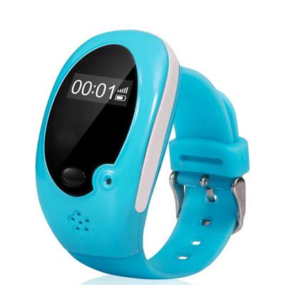 Đồng hồ điện tử định vị cho trẻ em Kareme PT02 Plus (Chống nước)