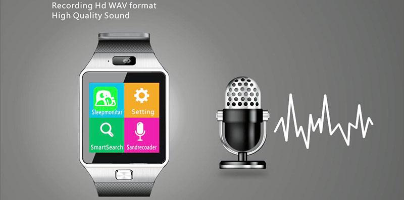 Đồng hồ thông minh Wi-Watch M9 giống SamSung Gear