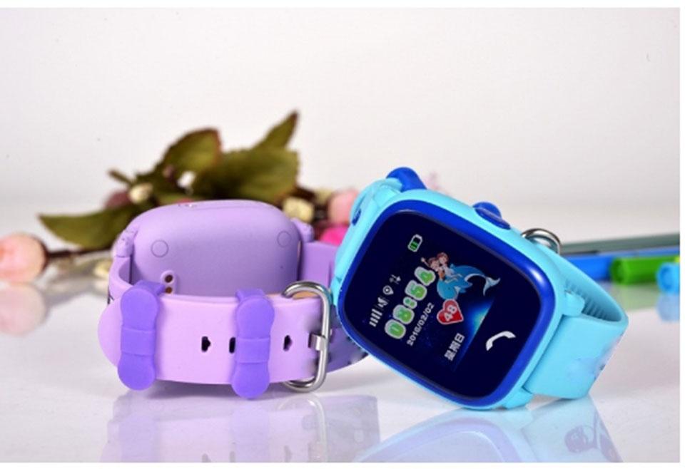Đồng hồ định vị trẻ em chống nước GW400S