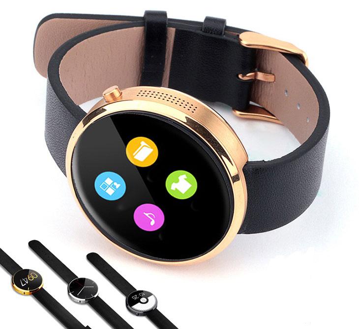 Đồng hồ thông minh kết nối IOS của iPhone