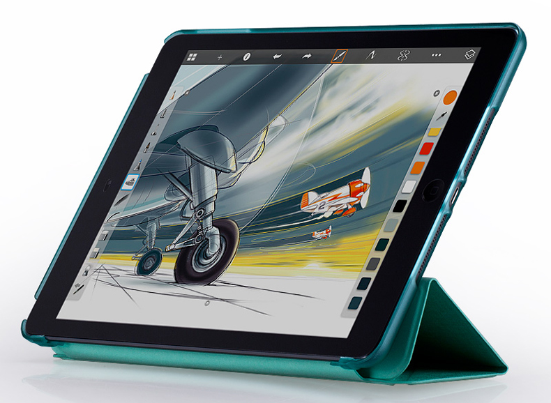 Bao da Ipad Air Flip Cover L