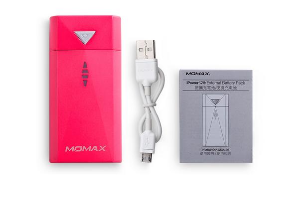 pin du phong momax IP27