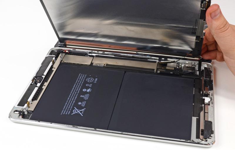 Sac pin tích điện dự phòng cho IPad Air 2, IPad mini, IPad 1, 3, 4