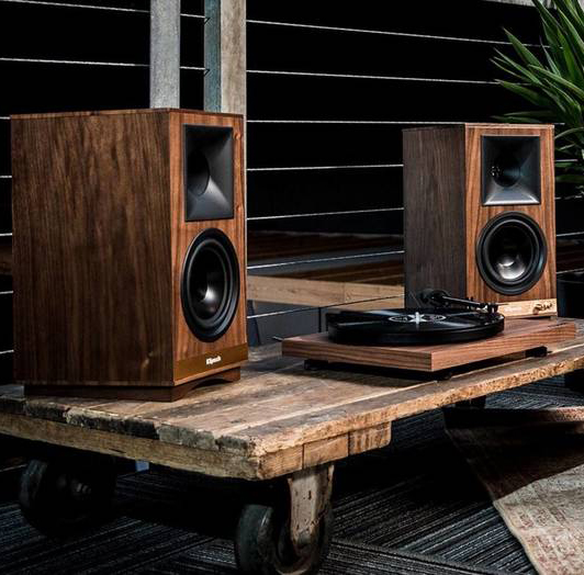 Loa di động bluetooth cao cấp Klipsch Heritage The Sixes