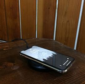 Có iphone X là phải sở hữu ngay sạc không dây RAVPower PC058