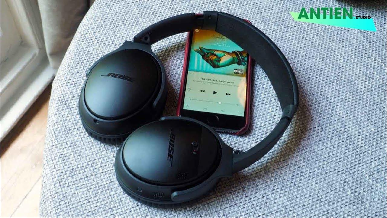[VIDEO] Bose QuietComfort 35 II : Tai nghe chống ồn cực kỳ đáng giá cho AE