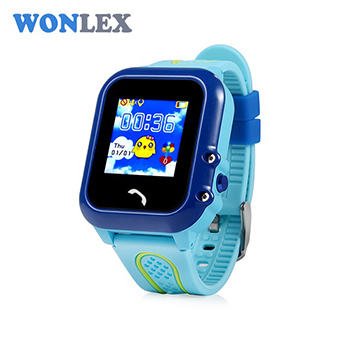 Đồng hồ định vị GPS Wonlex GW400e kháng nước IP67