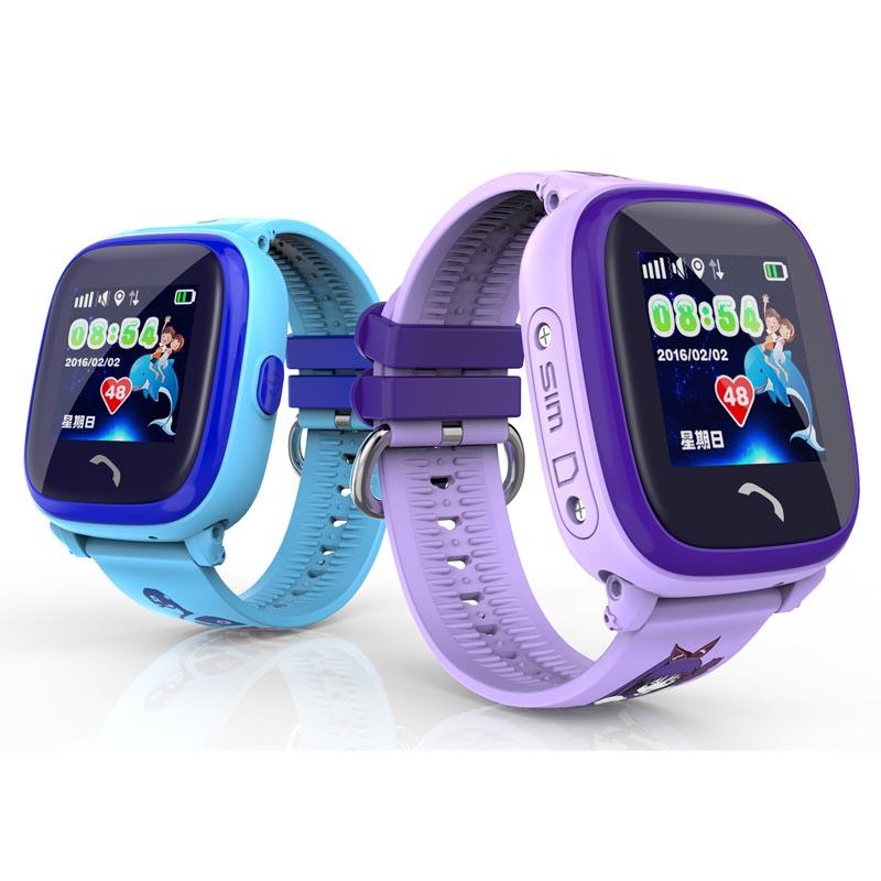 Hướng dẫn lắp sim Đồng hồ định vị trẻ em Wonlex GW400S