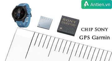 """Nhờ Chip Sony GPS: Cuộc """"cải tổ"""" pin trên đồng hồ Garmin trở nên thật tuyệt vời!"""