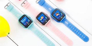 Đồng hồ định vị trẻ em tốt nhất hiện nay - Wonlex KT01
