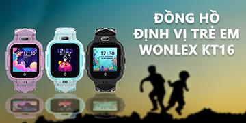 [VIDEO] Trên tay Đồng hồ định vị Wonlex KT16| Bạn đồng hành đến trường với trẻ nhỏ