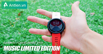 Garmin Forerunner 245 Music - Limited Edition