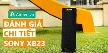 [VIDEO] Sony SRS-XB23 có gì hot ???