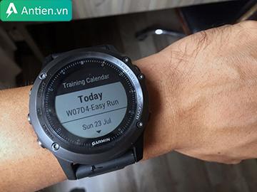Cách tải bài tập thể thao có sẵn vào đồng hồ Garmin