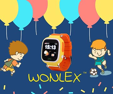 Xua tan nỗi lo về an toàn của con với đồng hồ định vị GW100
