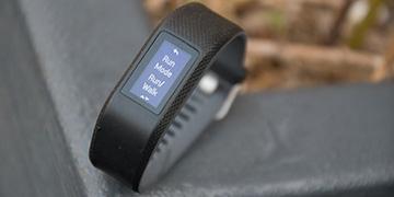 Smartband Garmin Vivosport nhỏ gọn, Siêu tiện dụng cho anh em Gymer