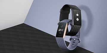 Fitbit Charge 3 - Dòng Fitness Tracker thể thao thế hệ mới