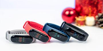 Top 4 vòng tay thông minh lưu trữ và cảnh báo huyết áp tốt nhất hiện nay