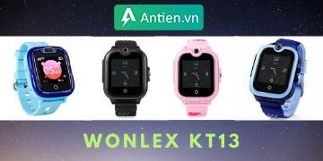 """Đồng hồ định vị cao cấp Wonlex KT13 """"đánh bật"""" các thiết bị Smart Watch ở điểm gì?"""