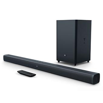 Dàn âm thanh Soundbar JBL Bar 5.1 CH 4K ULTRA HD 510W chính hãng