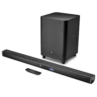 Dàn âm thanh Soundbar JBL Bar 2.1 CH 300W  chính hãng