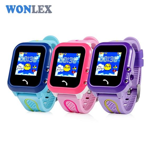 Đồng hồ định vị trẻ em Wonlex GW600
