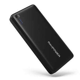 Sạc RAVPower RP-UC11, 2 cổng USB, 24W, 4.8A, sạc nhanh iSmart