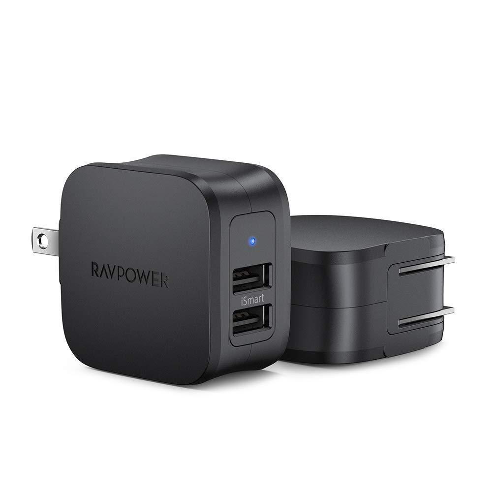 Sạc RavPower RP-PC128 2 USB-C PD 90W
