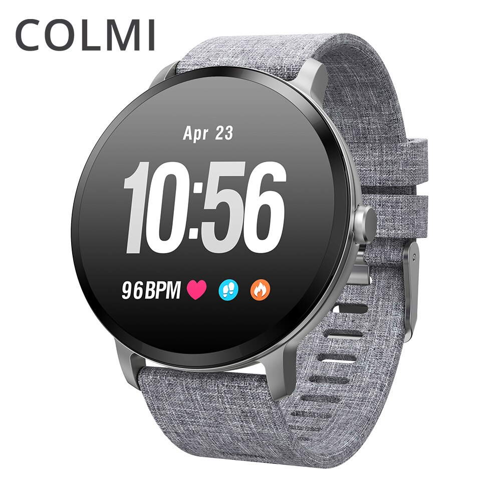 Smartwatch A9 đo nhịp tim kết nối Android, IOS