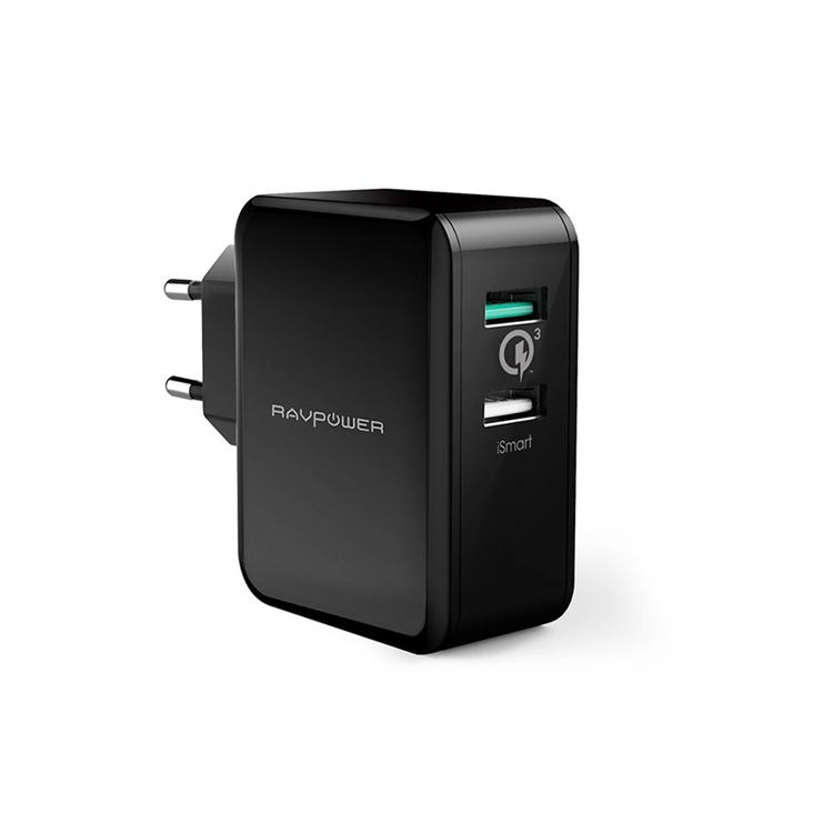 Cáp USB-Type C ra USB-Type C chính hãng RAVPower RP-CB009 1.8m