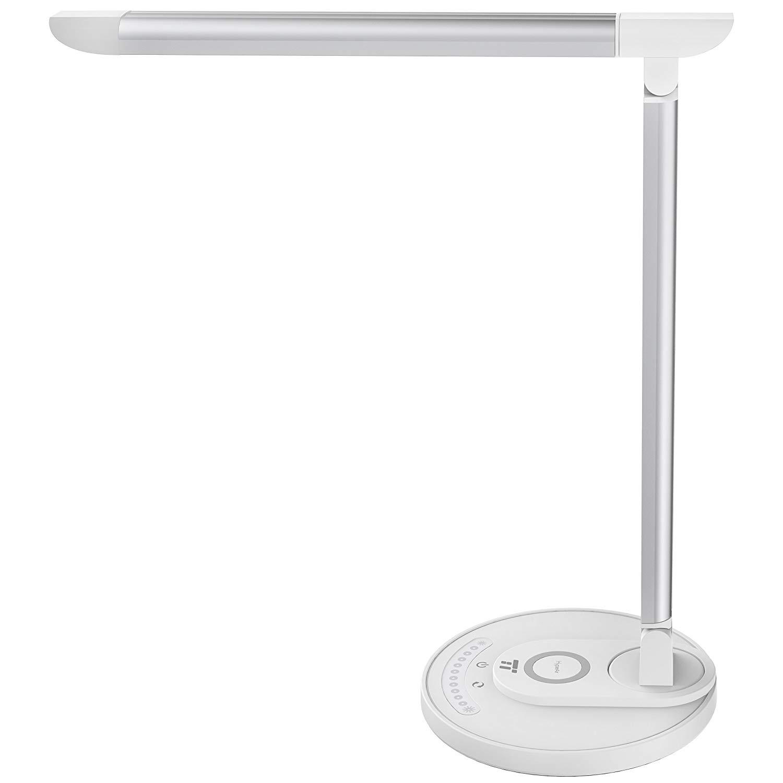 Đèn ngủ LED để bàn TaoTronics TT-CL009, 11W, kiêm sạc nhanh không dây