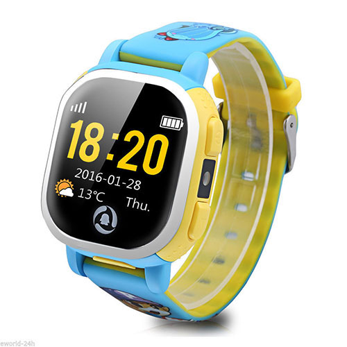 Đồng hồ định vị Wonlex GW400S chịu nước IP67