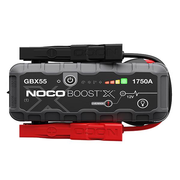 Pin dự phòng kiêm bộ khởi động xe NOCO BOOST X GBX45 12V 1250A 31Wh