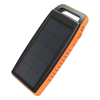 Sạc pin năng lượng mặt trời RAVPower RP-PC008, 16W, 2 cổng USB